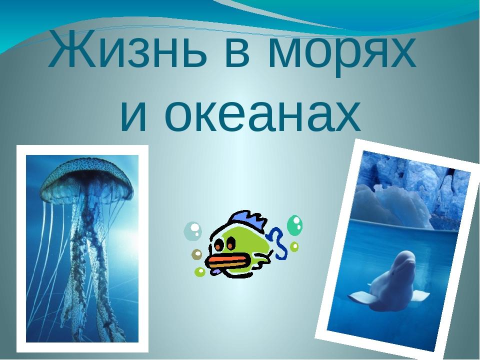 Жизнь в морях и океанах