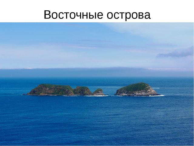 Восточные острова