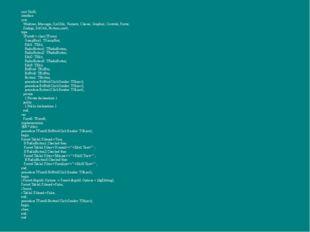 unit Unit5; interface uses Windows, Messages, SysUtils, Variants, Classes, Gr