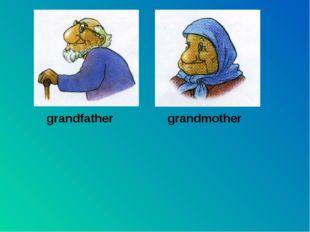 grandmother grandfather