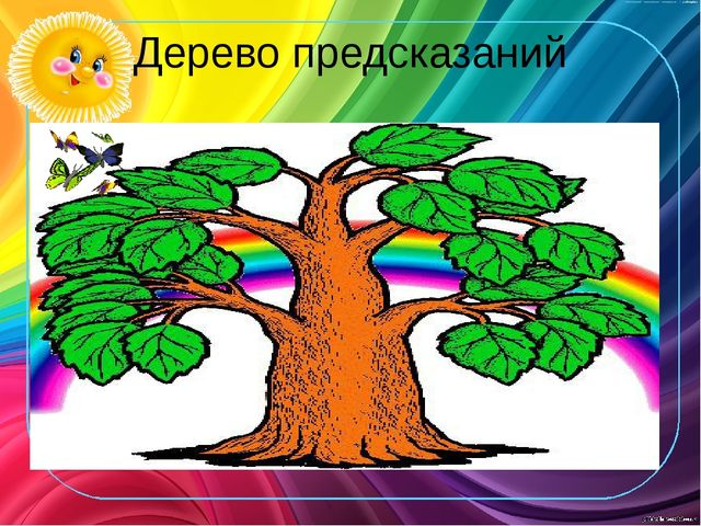 Дерево предсказаний