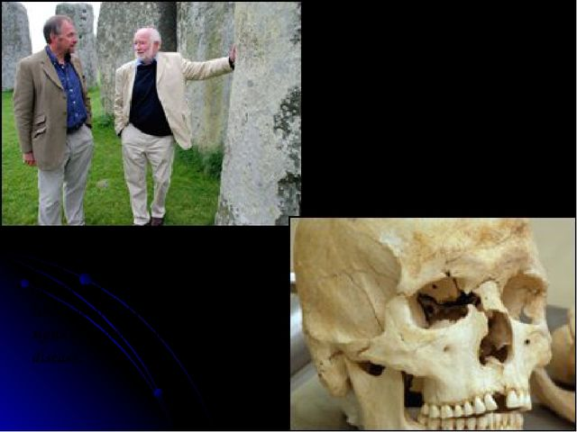 Professors Darvill and Wainwright believe that Stonehenge was a centre of hea...