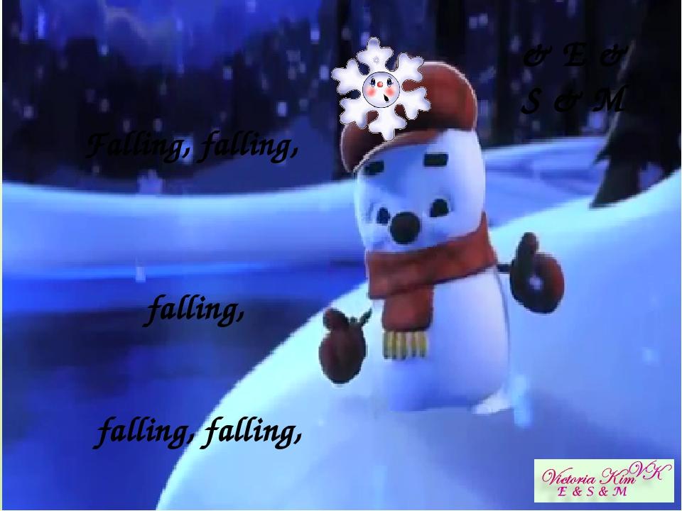 Falling, falling, falling, falling, falling, falling, falling, falling, fall...