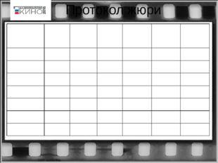 Протокол жюри Название команды 1. Узнай героя 2.«Черный квадрат» 3. Узнай арт