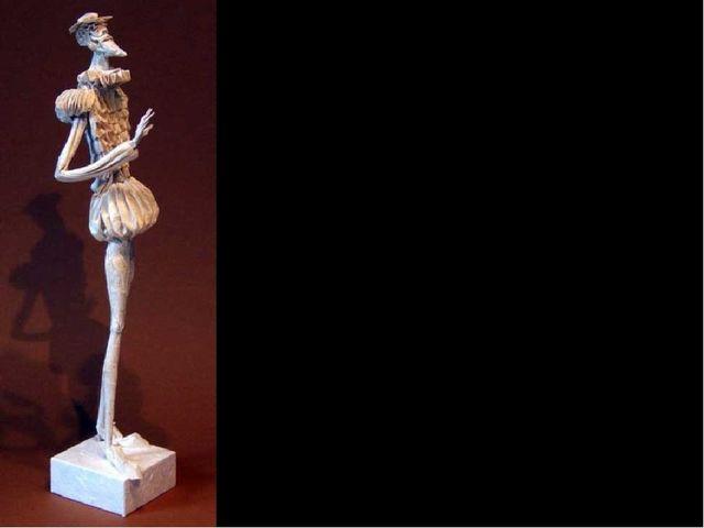 В руках французского художника Эрика Жуазеля (Eric Joisel) это странное заня...