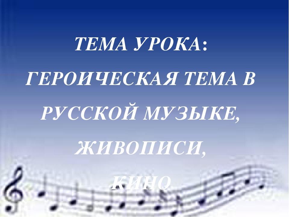Выразительные средства музыки Хор «Вставайте, люди русские…» (кантата «Алекса...