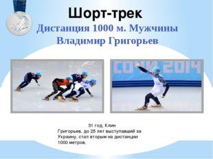 Сноуборд Борд-кросс. Мужчины Николай Олюнин 22 года, Красноярск Николай Олюни
