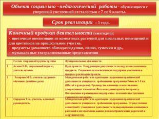 Состав творческой группы группыФункциональные обязанности 1Агаева И.В., со