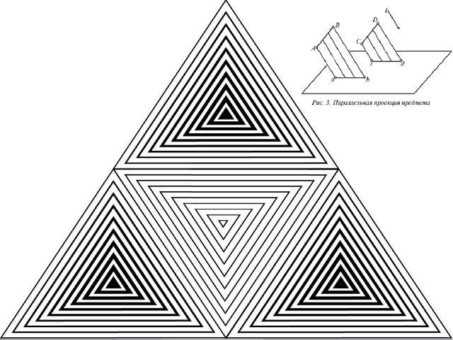Параллельная проекция – это такой вид проекции, при построении которого испо...