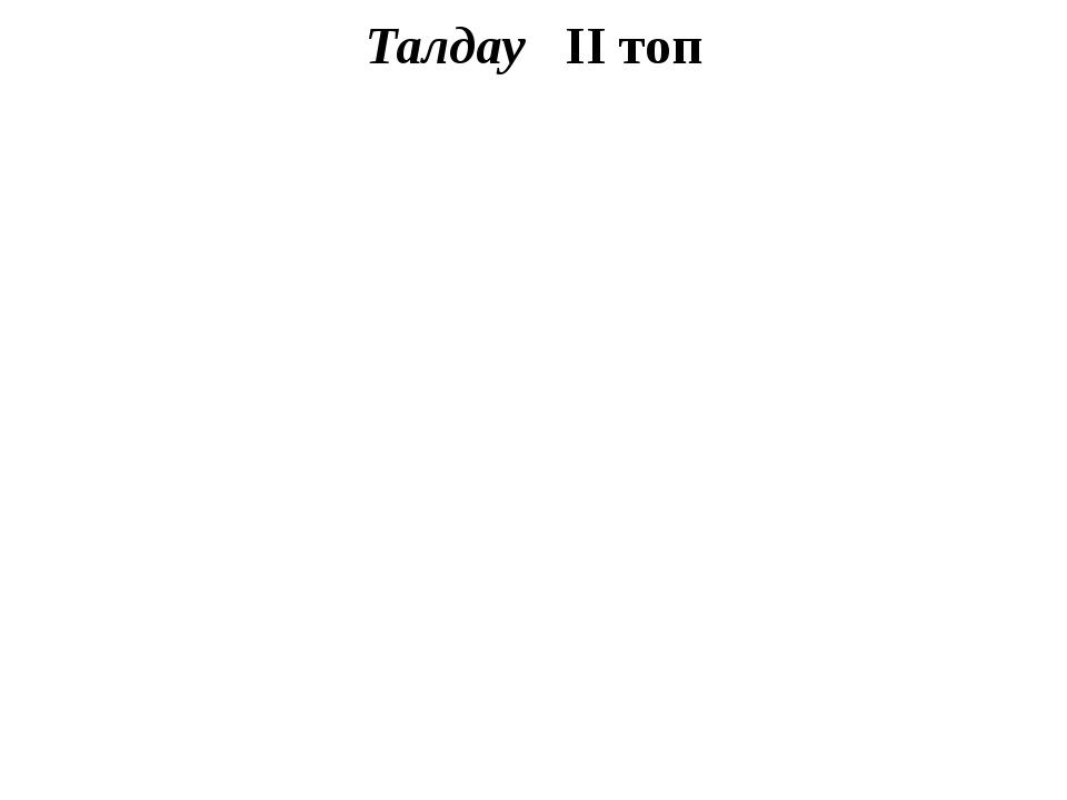 Талдау ІІ топ Үзінді Тарау Пікір Черкасск қорғанысы 1918 ж маусымынан 1919ж қ...