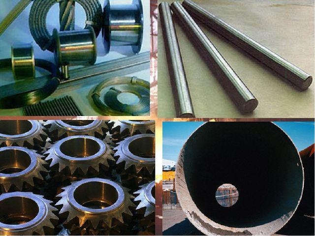 Металлургическая промышленность: типы ориентации.