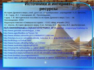 Источники и интернет-ресурсы http://commons.wikimedia.org/wiki/File:La_Tombe_