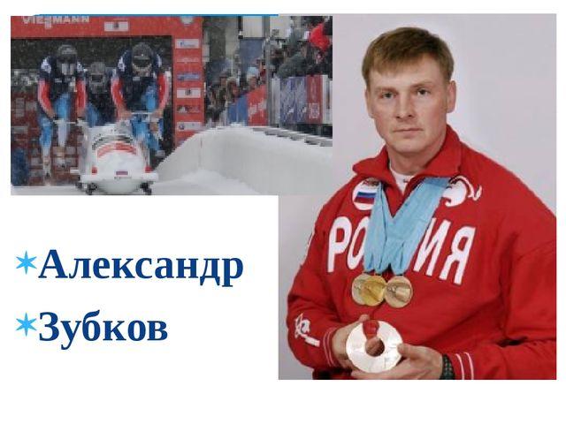 Александр Зубков