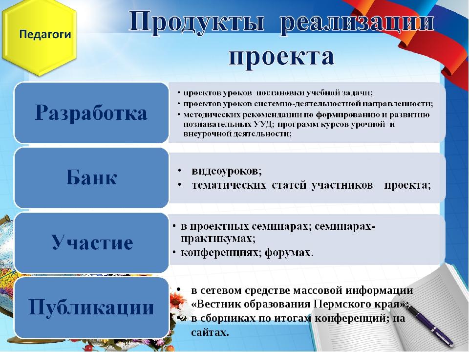 в сетевом средстве массовой информации «Вестник образования Пермского края»;...
