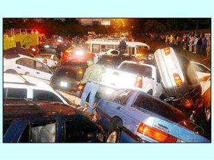 Основным источником техногенных ЧС являются аварии и катастрофы на потенциаль