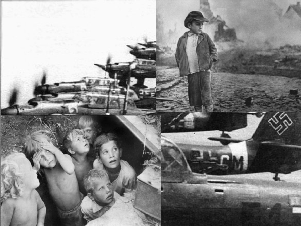 22 июня 1941 года началась Великая Отечественная война. В 4 часа утра на мирн...