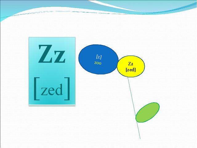 [z] zoo Zz [zed]