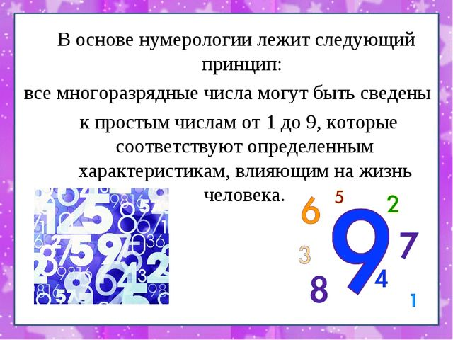 Дата знакомств нумерология