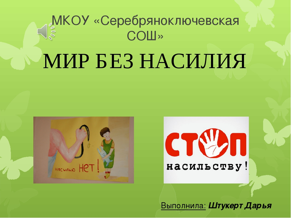 МКОУ «Серебряноключевская СОШ»