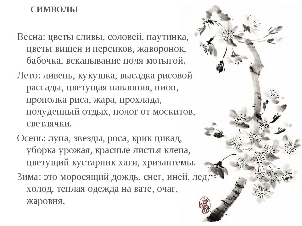 Весна: цветы сливы, соловей, паутинка, цветы вишен и персиков, жаворонок, ба...