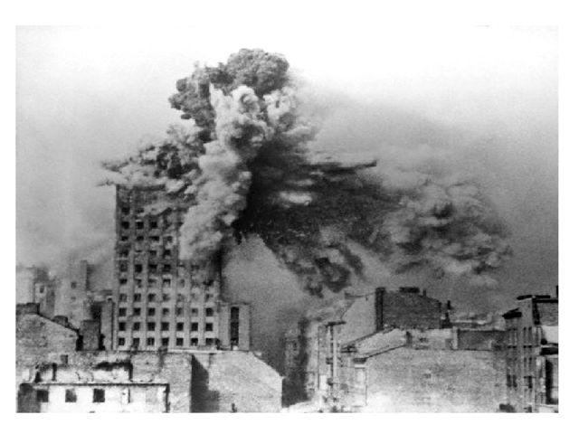22 июня - вероломное нападение фашистской Германии и ее сателлитов на Советск...