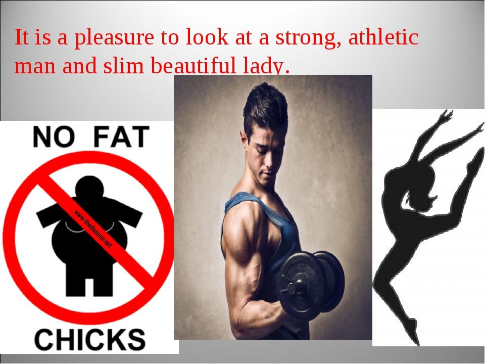 It is a pleasure to look at a strong, athletic man and slim beautiful lady.