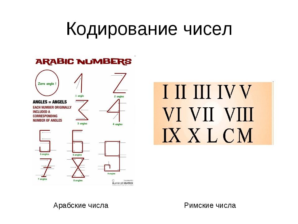 картинки кодирование числовой информации своем жизненном