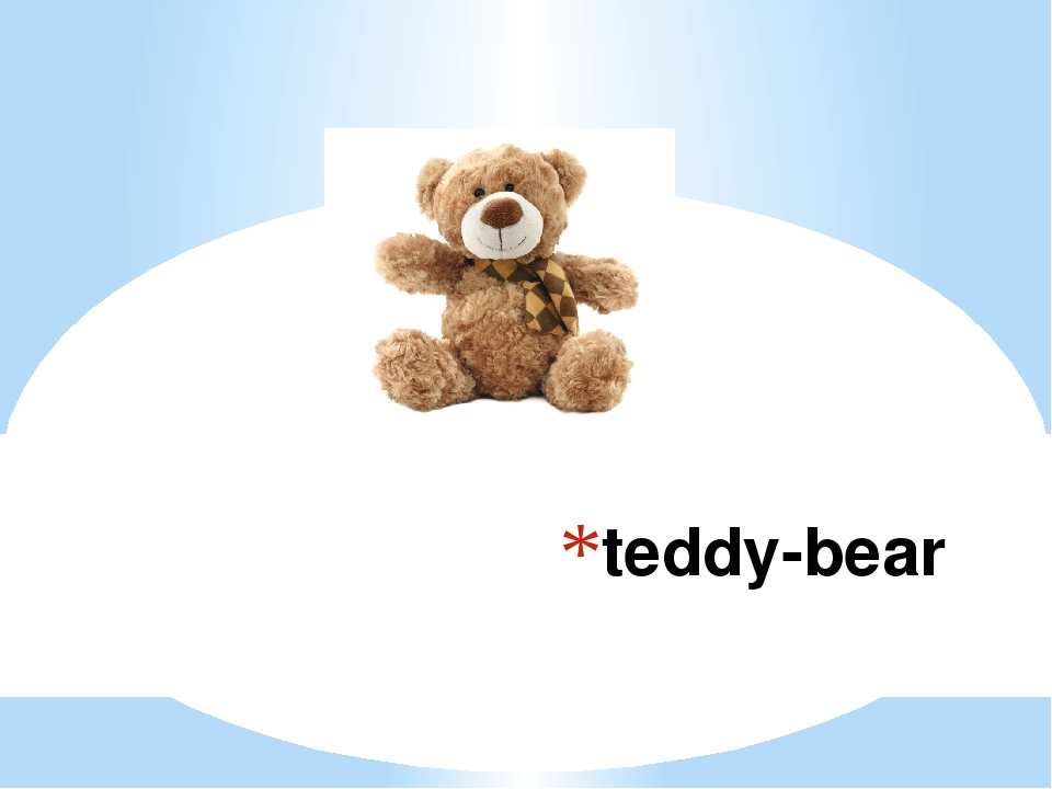 teddy-bear