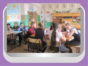 Каманды шестых классов