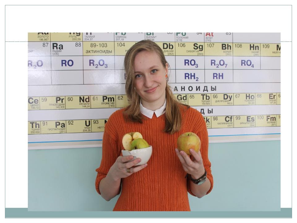 Ход работы. Определение яблочной кислоты Универсальная индикаторная бумага, м...