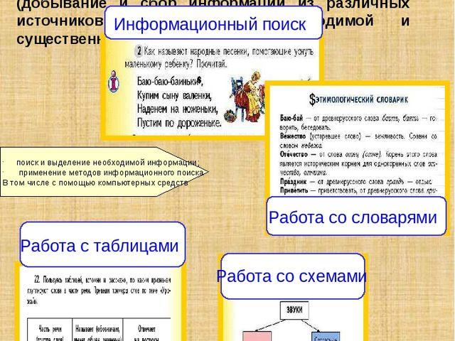 Информационный подход - направлен на формирование основ информационной грамо...