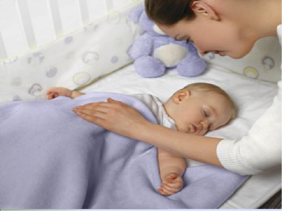 Ребенку три года как приучить засыпать самому - Альтаир и К