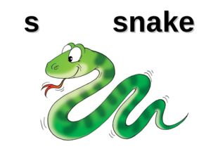 s snake