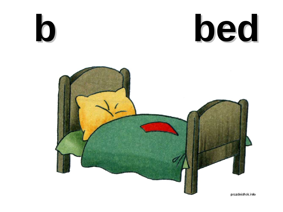 b bed
