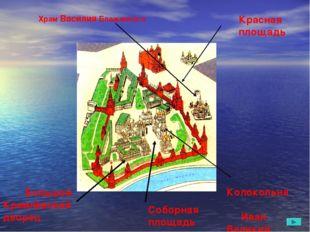 Красная площадь Храм Василия Блаженного Соборная площадь Колокольня Иван Вели