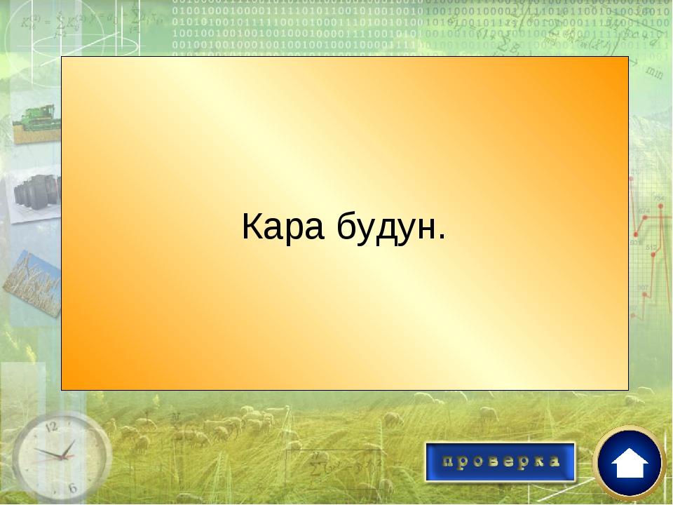 Простые общинники,скотоводы, «чернь», «простонародье» в тюркских летописях ?...