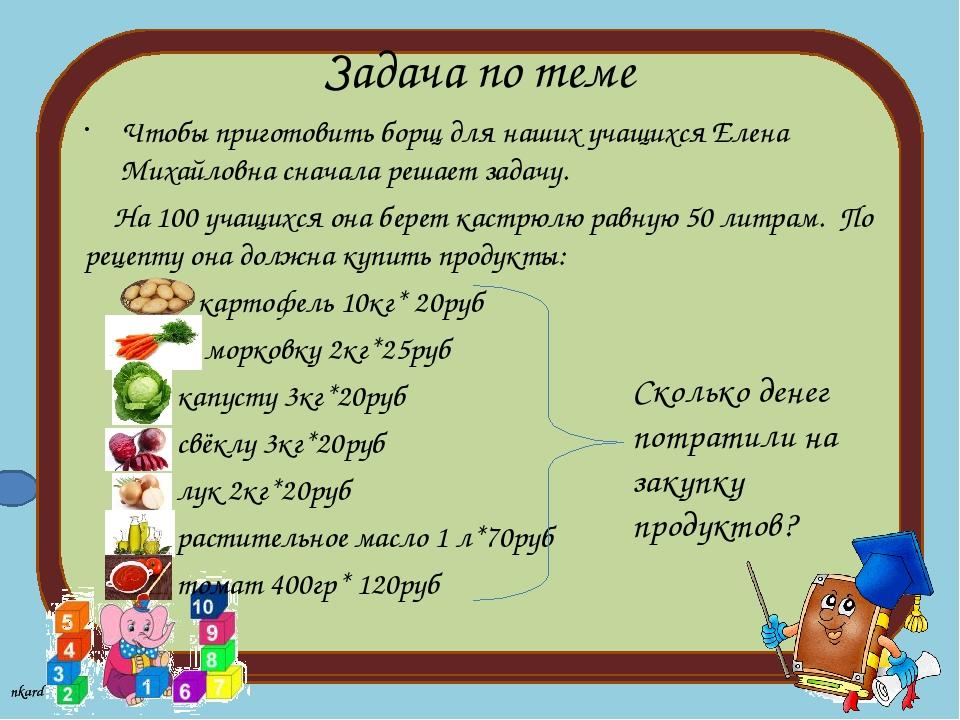 Презентации по математике 5 класс по теме зачем маме математика на кухне