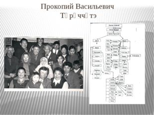 Прокопий Васильевич Төрүччүтэ