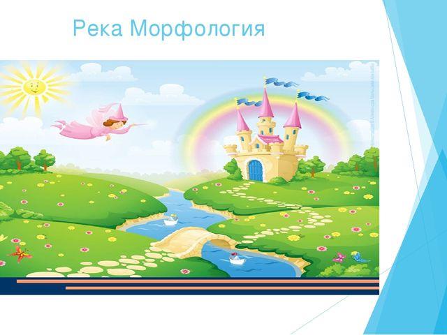 Река Морфология