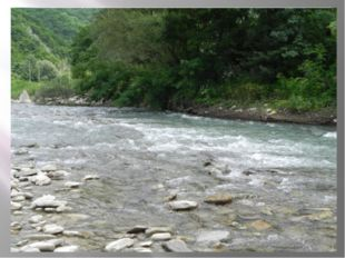 Наш город носит имя реки Туапсе, которая берёт свое начало из слияния двух ре