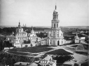 Андроников монастырь. Фото к 19 века