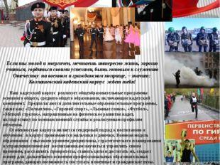 ОГКОУ КШИ «Колпашевский кадетский корпус» Прием документов с 15.03. 16 –20.06