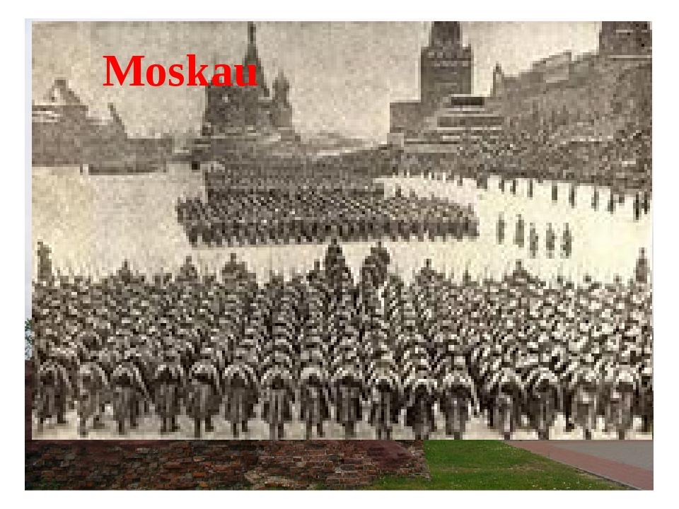 Brest Moskau