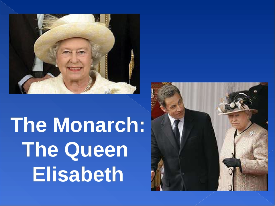 The Monarch: The Queen Elisabeth