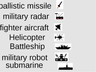 Battleship Helicopter fighter aircraft military radar ballistic missile milit