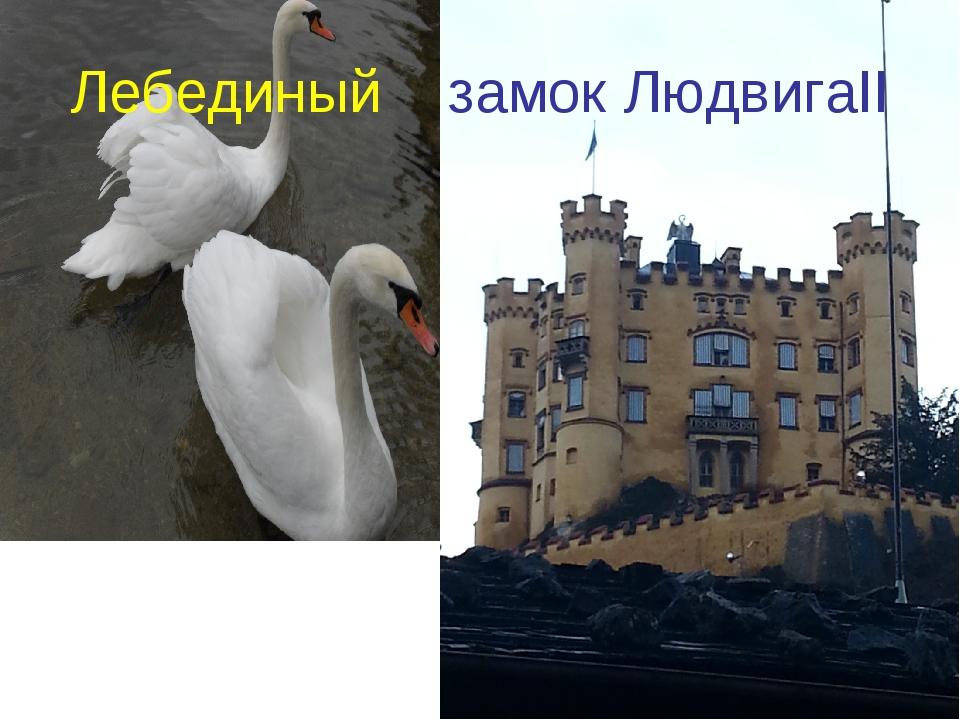 Лебединый замок ЛюдвигаII
