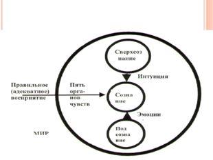 Структура сознания- это природа, один из кардинальных вопросов психологии, к