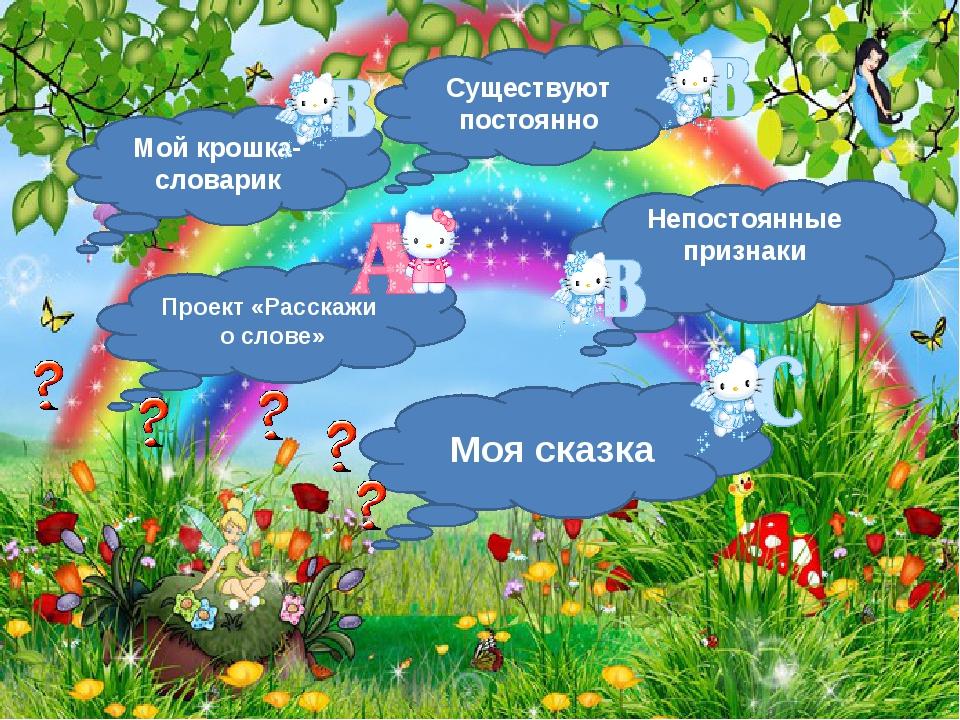 http://aida.ucoz.ru Мой крошка-словарик Проект «Расскажи о слове» Существуют...