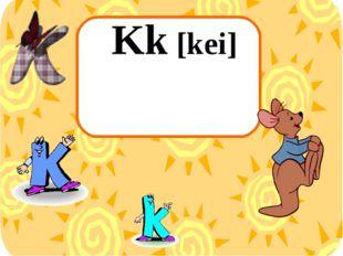 Kk [kei]