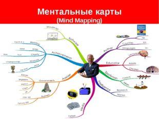 Ментальные карты (Mind Mapping)